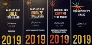 District Receives Kansans Can Star Recognitions