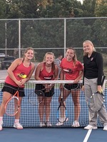 Lady 'Cats Tennis Finish Regular Season Strong, Prepare for Regionals