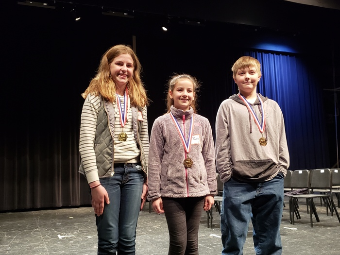 Ellsworth County Spelling Bee