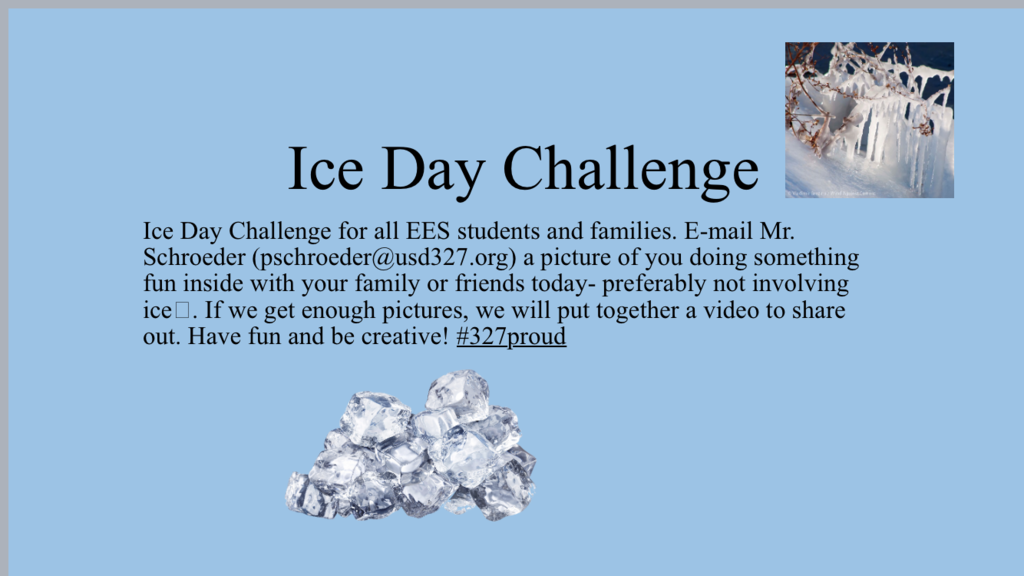 Ice Day Challenge